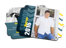 Rewind Grad Card