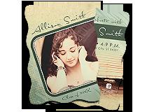 Vintage Tapestry Grad Card