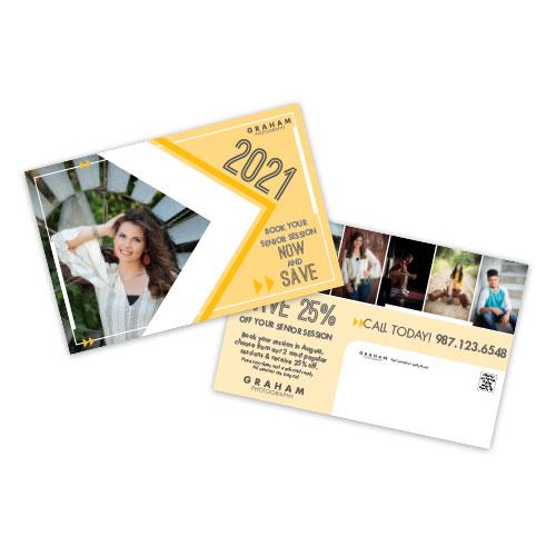 High School Senior Photography Marketing