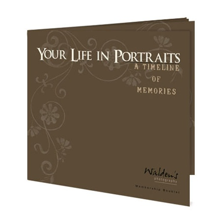 BG091  Your Life In Portraits Booklet