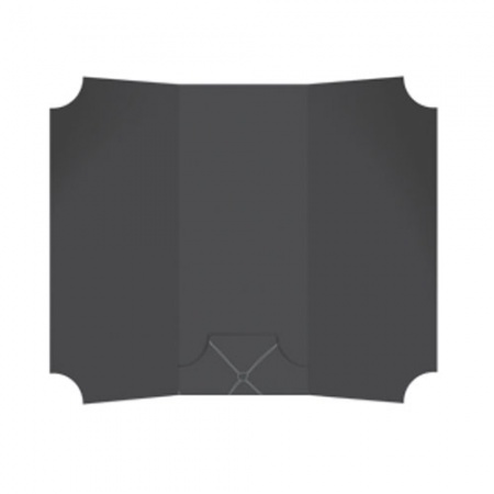 BG295  Studio Folder Charcoal Collection