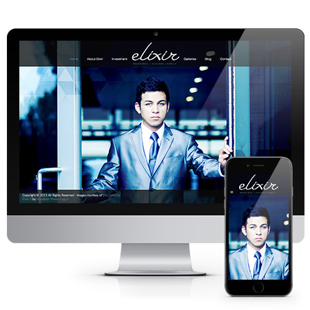 Elixir  Elixir Premier Website for Photographers