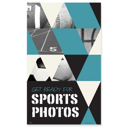 P1080  Get Ready for Sports Photos Flyer