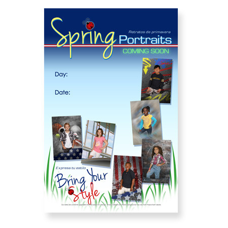 P1087  Spring Portraits - Express Your Style