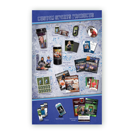 P1128  Custom Sports Products Prepay Flyer
