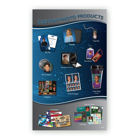 P1130  Custom Photo Products Prepay Flyer