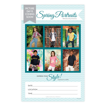 P1133  Spring Portraits - Express Your Style