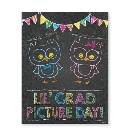 P1149  Lil Grad Picture Day Prepay Flyer