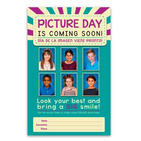 P1179  Picture Day is Coming