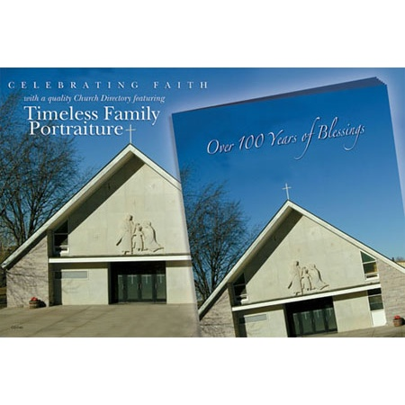 PCD740  Church Directory Marketing Card