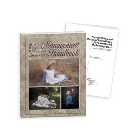 Ppmh  The Professional Photographer's Management Handbook