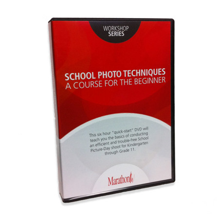 Psedvd5  School Photo Techniques: A Course for the Beginner