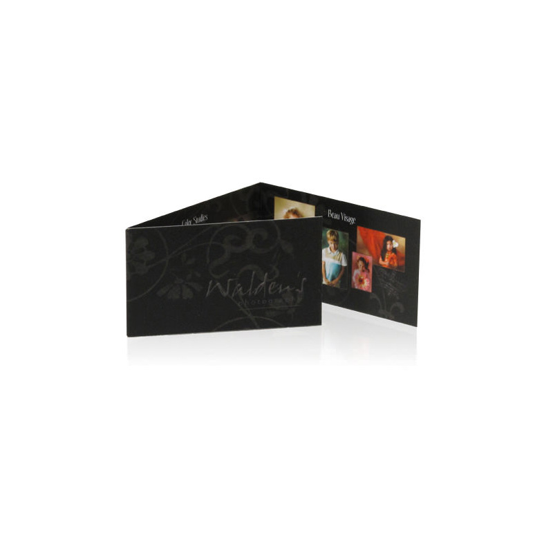 BG031 Trifold Business Cards - Tim & Beverly Walden General Collection