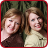 Cassie Bair and Candy Rice, Founders of The Collective Savvy